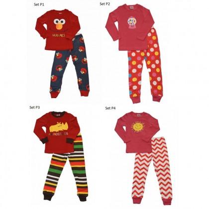 Cute Maree Junior Cotton Pyjamas