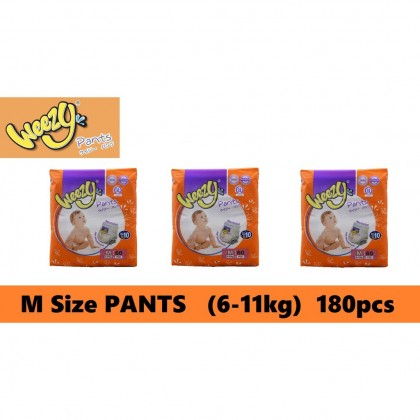 Weezy Diaper Pants 3 PACKS