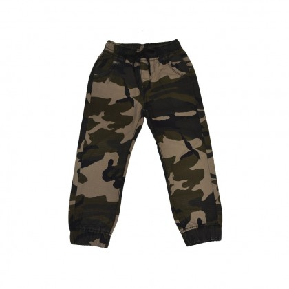 Cute Maree Camouflage Army Kids Pant