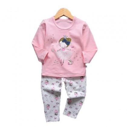 Cute Maree Little Dancing Girl Baby Suit