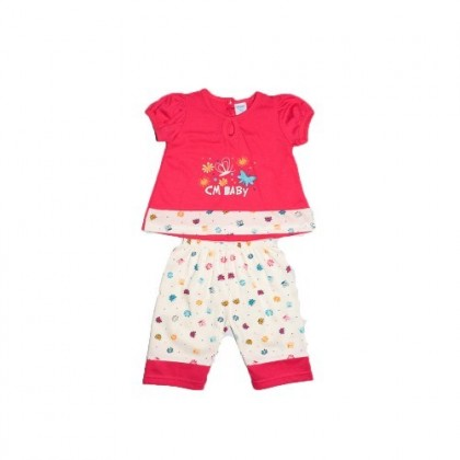 Cute Maree Junior Baby Suit Short Sleeve