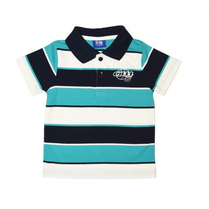 Cute Maree Boy Collar T-Shirt 9587