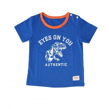 Cute Maree Dino Eyes On You Boy Suit Set